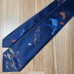 CHRISTIAN DIOR Men's Necktie 100% Polyester